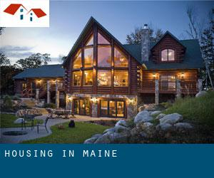 Housing in Maine